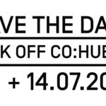 Save the date Kick Off Co:hub66