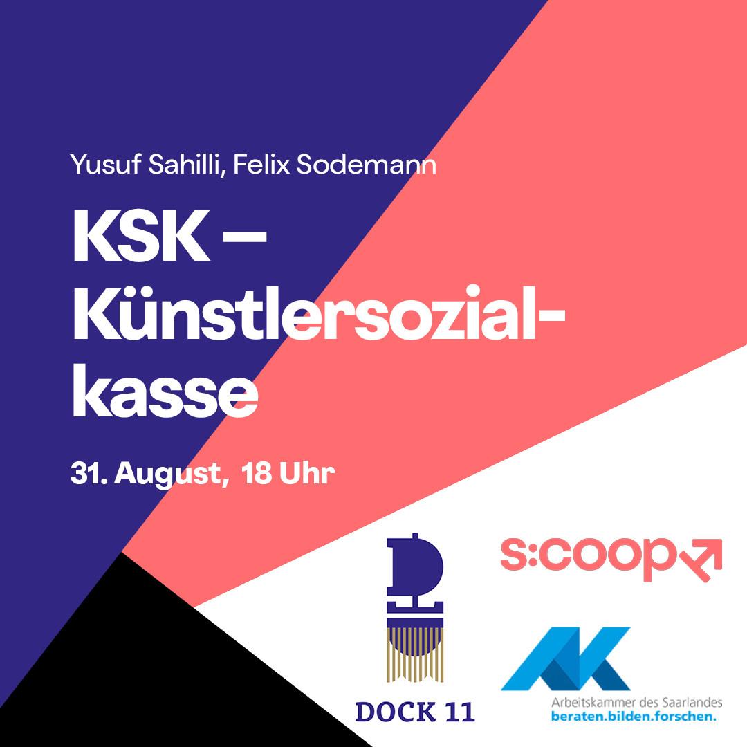 Online-Workshop »KSK – Künstlersozialkasse«