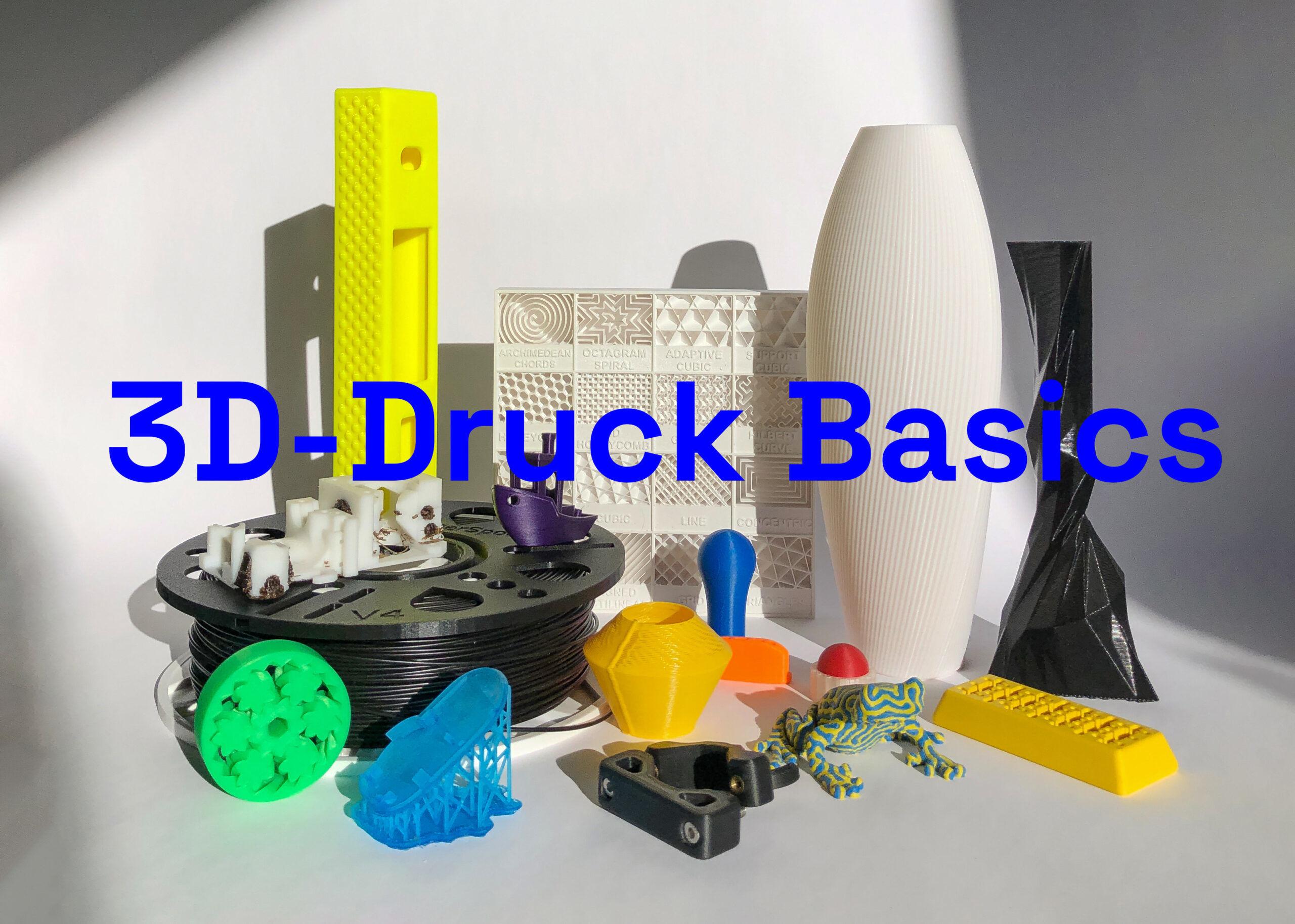 »3D-Druck Basics«